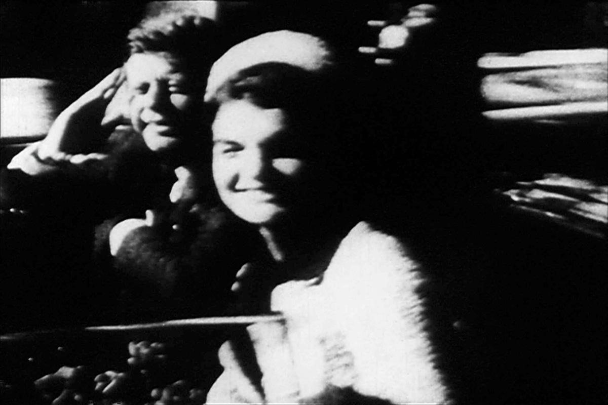 Bruce Conner, <em>REPORT</em>, 1963-67, 13 min. Courtesy Michael Kohn Gallery and Conner Family Trust.